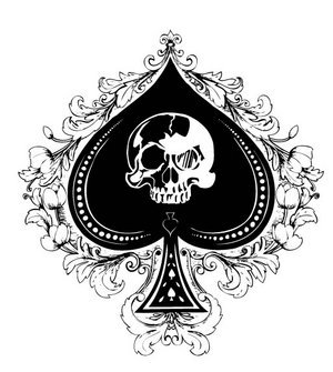 old ace of spades