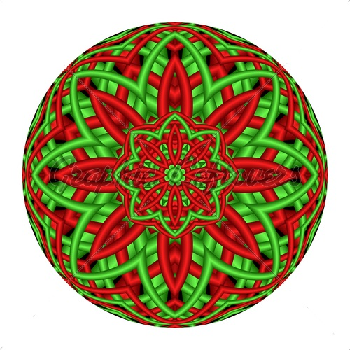 holiday-mandala