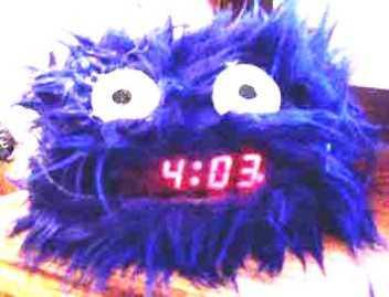 clock-monster