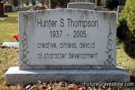 HST good grave