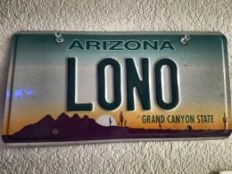 lono plates